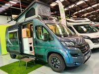 Autocaravana McLouis Menfys Van 5 S-Line - Gris Metalizado -