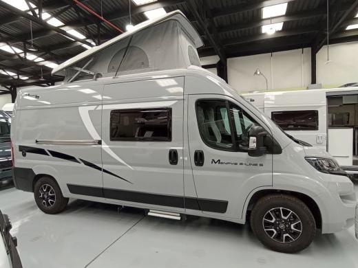 Camper McLouis Menfys Van 5 S-Line - P. Iron Grey -