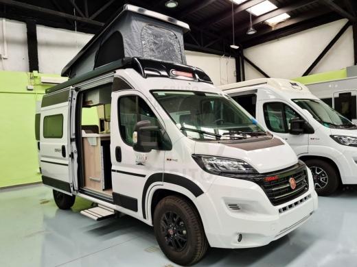 Autocaravana Challenger V114S Premium