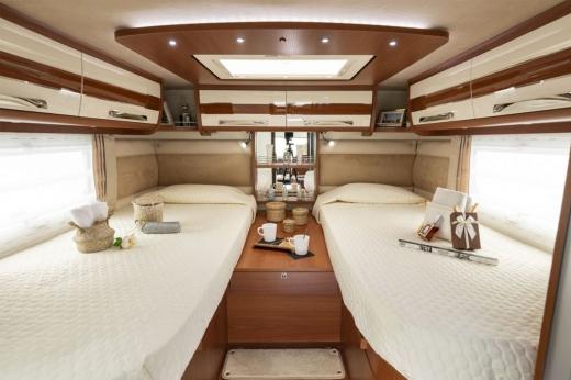 Autocaravana Mobilvetta K-Yacht 85 Tekno Line