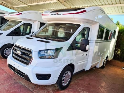 Autocaravana Roller Team Zefiro 265 TL