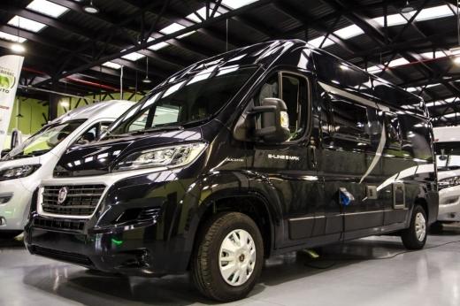 Autocaravana McLouis Menfys Van 3 S-Line - Negra -