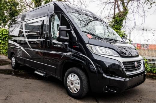 Camper McLouis Menfys Van 5 S-Line - Negro -