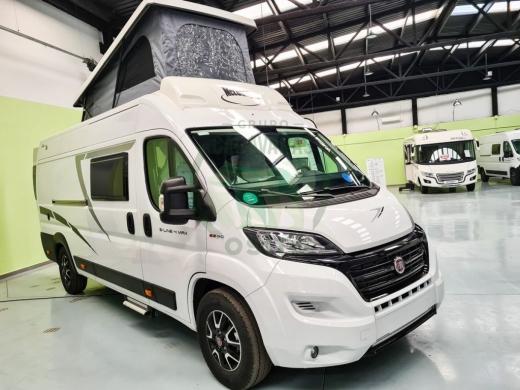 Autocaravana McLouis Menfys 4 Maxi S-Line