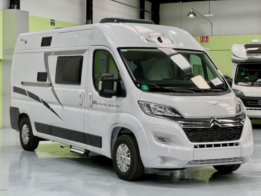 Autocaravana McLouis Menfys 3 Maxi