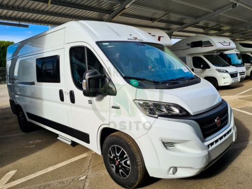 Autocaravana Roller Team Livingstone 5 Sport (blanco)