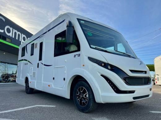 Autocaravana McLouis Nevis 373G Temporada 2019