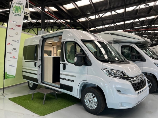 Camper Adria Twin Axess 540 SPT