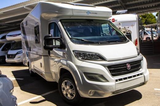 Autocaravana Sun Living S 70 DK LB 2019