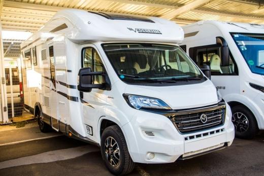 Autocaravana Mobilvetta K-Silver 59 2019