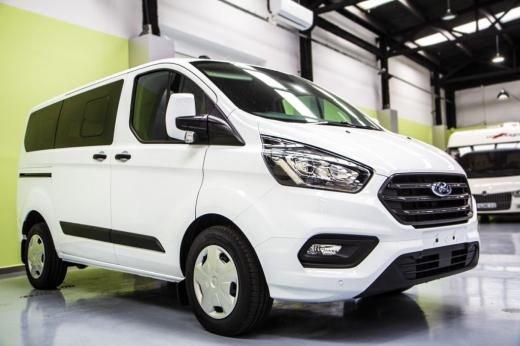 Camper Ford Transit Custom Buboo