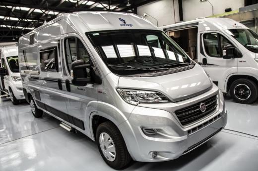Camper Elnagh E-Van 4