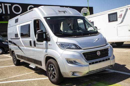 Autocaravana McLouis Menfys Van 3 Maxi S-Line Prestige