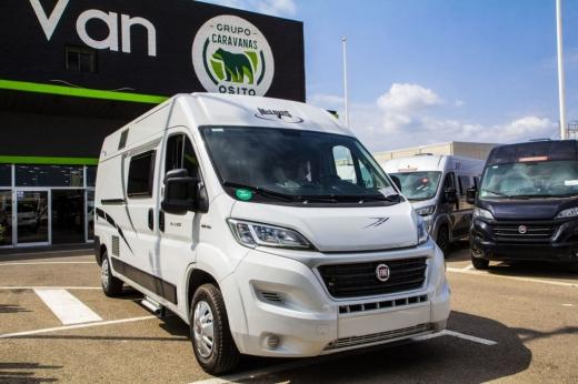 Autocaravana McLouis Menfys Van 5 S-Line - Blanca -