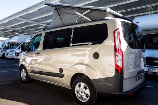 Autocaravana Dreamer Cap Coast Select