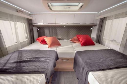 Autocaravana Adria Coral XL Axess A 670 SL