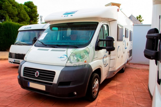 Autocaravana Mc Louis Lagan 263