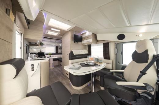 Autocaravana Mobilvetta K-Yacht Tekno Line 80