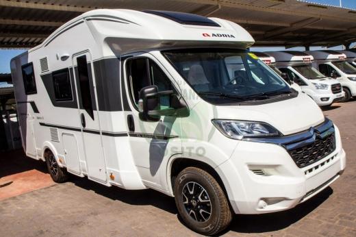 Autocaravana Adria Matrix Axess M 600 SC