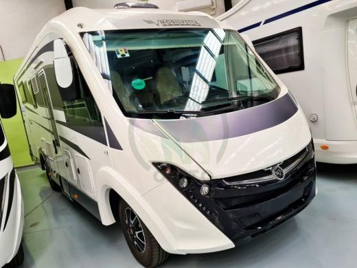 Autocaravana Mobilvetta K-Yacht Tekno Design 85