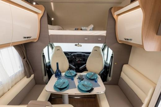 Autocaravana McLouis Glamys 323