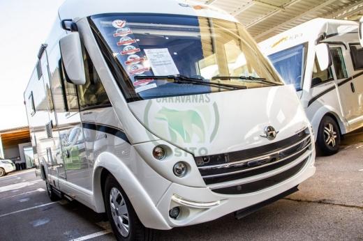 Autocaravana Carthago c-compactline I 144 QB