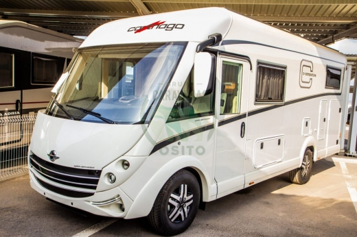 Autocaravana Carthago c-compactline I 143 Heavy