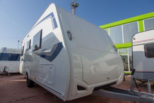 Autocaravana Caravelair Antares Style 470