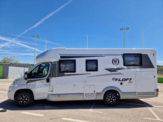 Autocaravana Elnagh T-Loft 530 2019