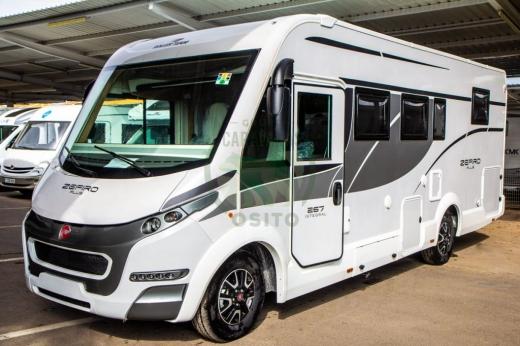 Autocaravana Roller Team ZEFIRO 267 Plus MH Integral