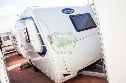 Autocaravana Caravelair Antares Style 410