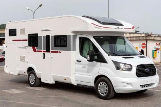 Autocaravana Roller Team Kronos 298 TL