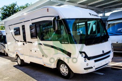 Autocaravana Itineo FB650
