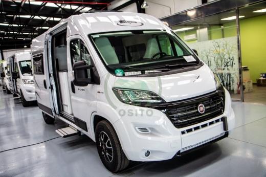 Autocaravana McLouis Menfys 5 S-Line