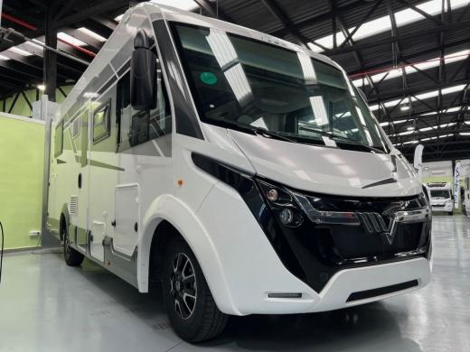 Autocaravana Mobilvetta KEA I90