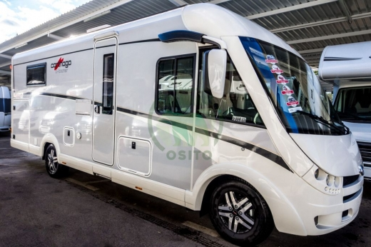 Autocaravana Carthago c-tourer I 150 Heavy