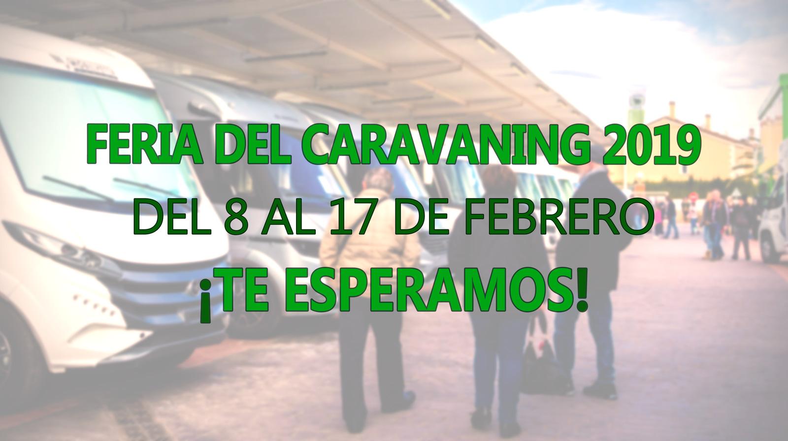 Feria del Caravaning 2019