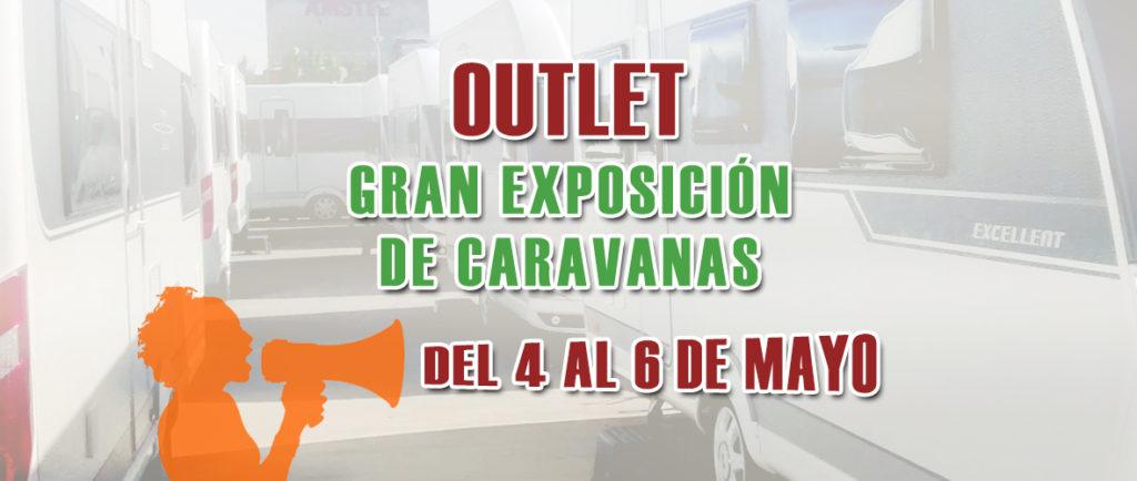 b7cd1f29efd Gran exposición de caravanas outlet del 4 al 6 de mayo