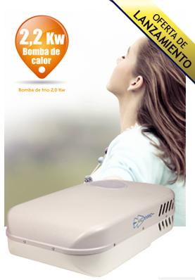 aire acondicionado Aircommand para caravanas y autocaravanas