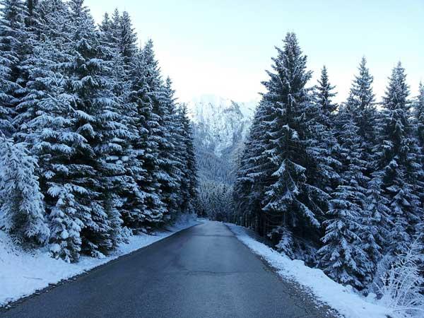 Estaciones de esquí aptas para autocaravanas