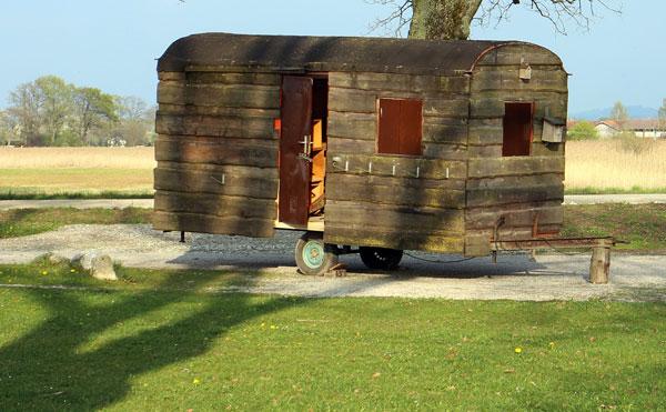 Caravana y camping