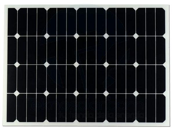 Placa Solar caravana y autocaravana