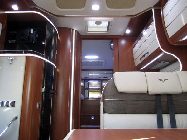 la iluminacin led en la y caravana una solucin eficiente