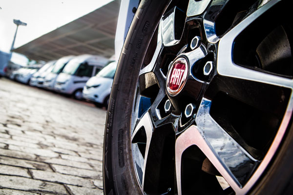 Neumáticos de invierno para autocaravanas