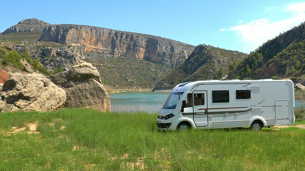 Vacaciones en autocaravana, un viaje de ventajas