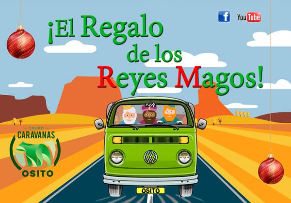 """Haz un regalo original de """"Reyes Magos"""""""