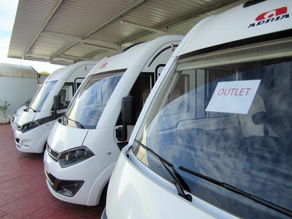 Autocaravanas y caravanas; segunda mano y ocasión