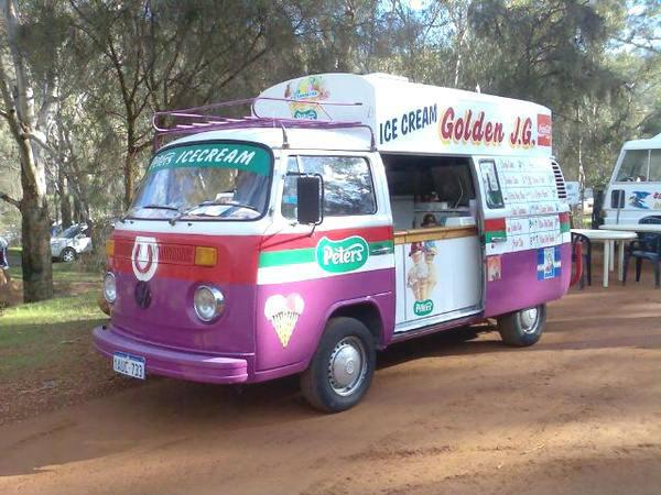 furgoneta camper VW