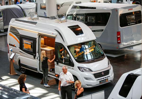 Caravan Salon de Düsseldorf