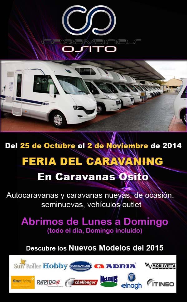 feria caravaning 2014